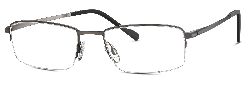 Brillentrends 2019 - Halbrandbrille von Titanflex