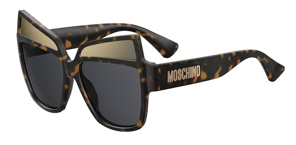 Brillentrends 2019 - MOSCHINO Sonnenbrille