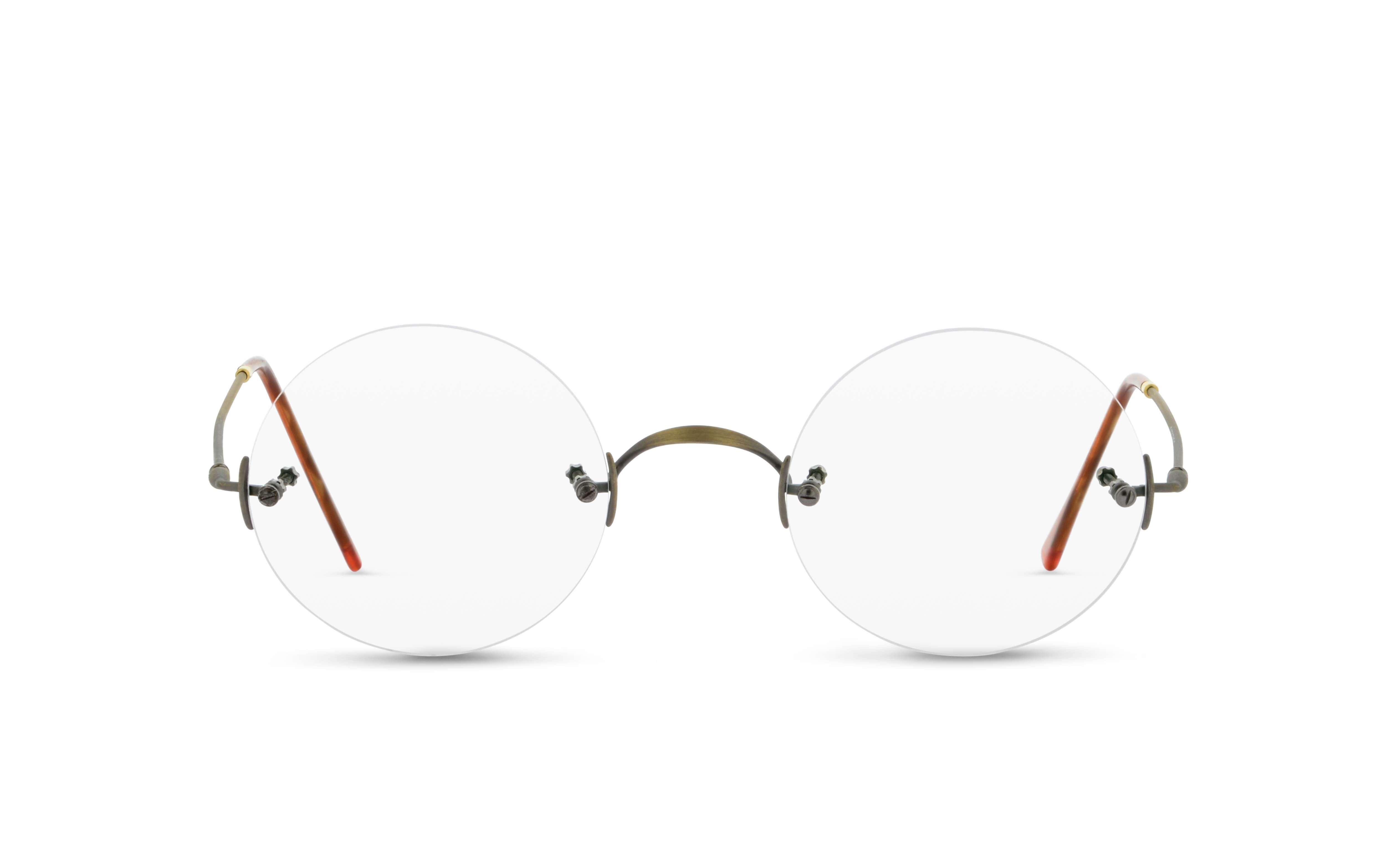 Korrekturbrille ohne Rahmen von Lunor