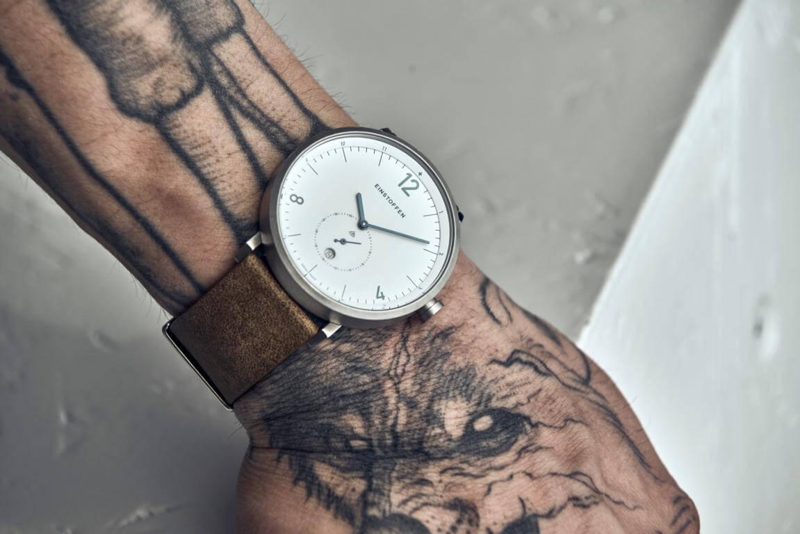EINSTOFFEN watch