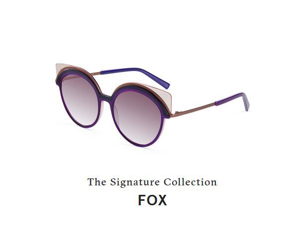 FLEYE Copenhagen - Spnnenbrille: Modell - FOX