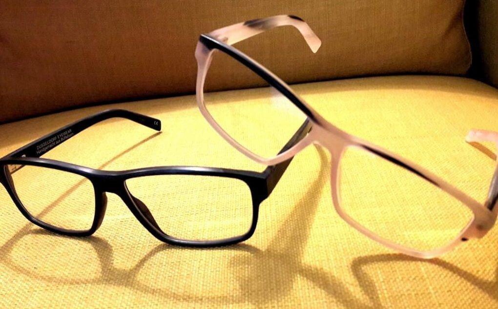 Düsseldorf Eyewear Model Königsallee