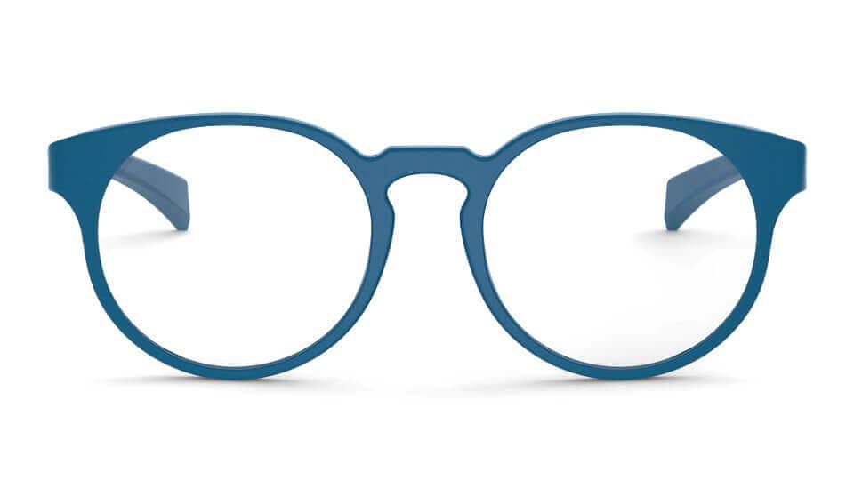 Blaue Headrix Korrekturbrille