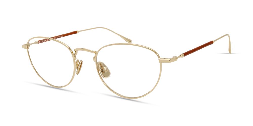 MODO Korrekturbrille DEREK LAM 289 - Farbe - GOLD-ORANGE