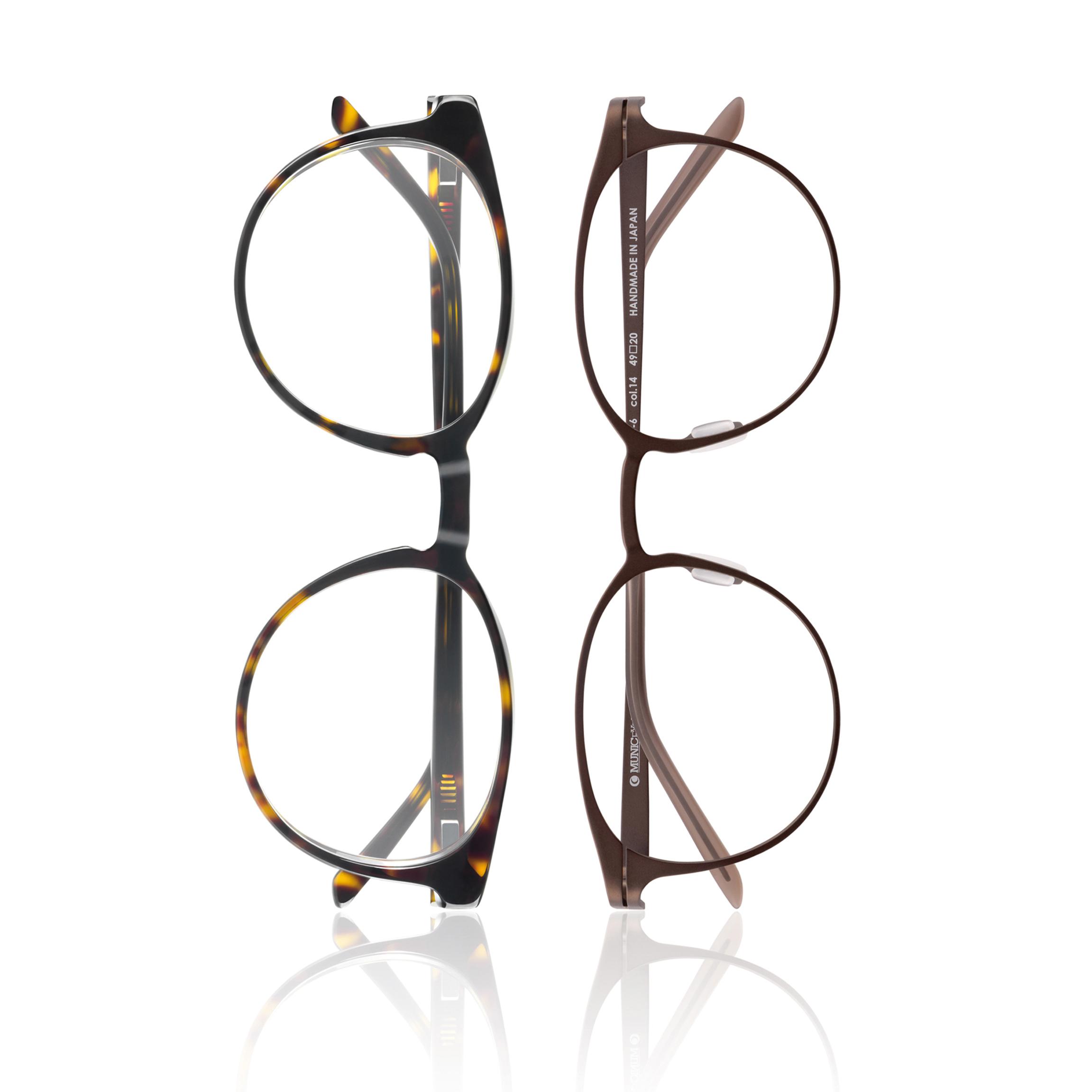 MunicEyeWear - Korrekturbrillen: Twins - Mod 856-1+6