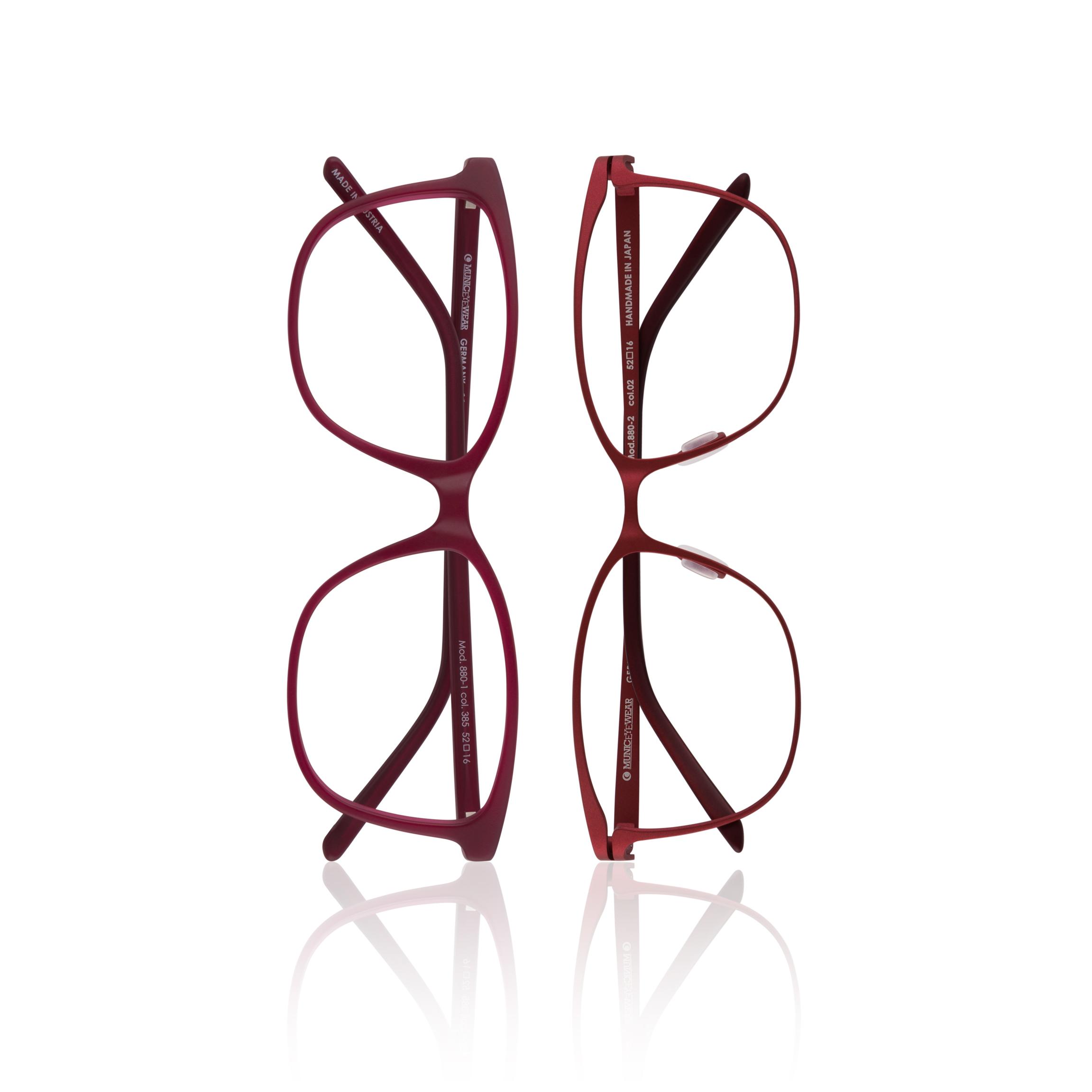 MunicEyeWear - Korrekturbrille : Twins - Mod 880-1+2