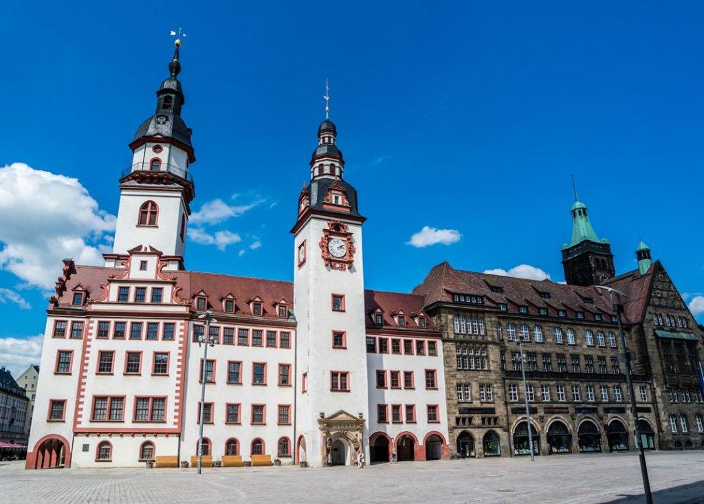 Rathaus, Chemnitz