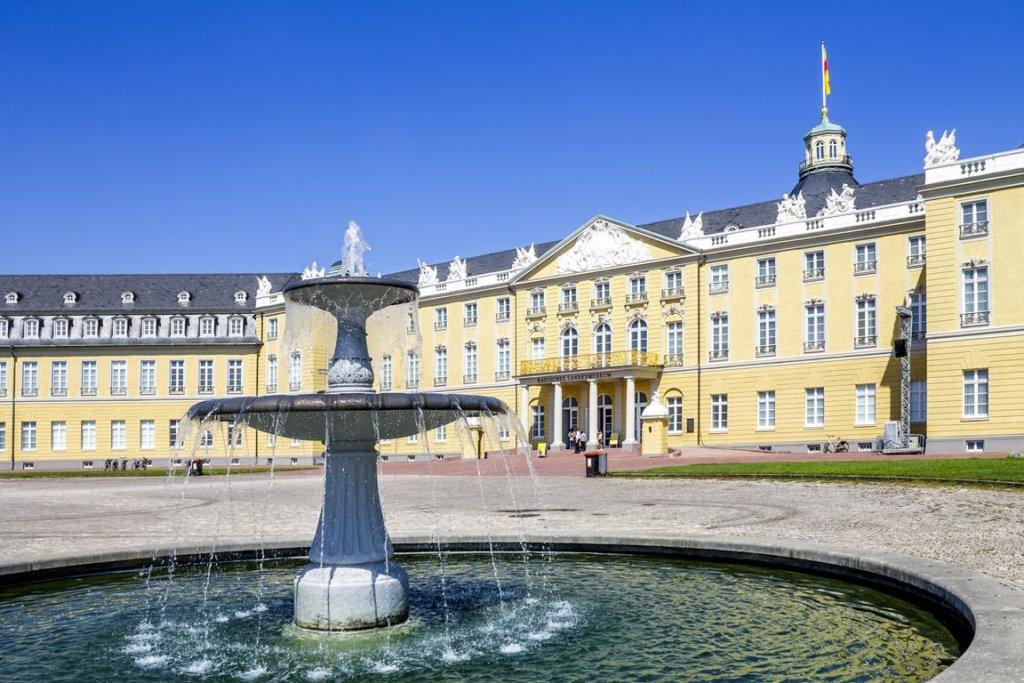Schloss, Karlsruhe