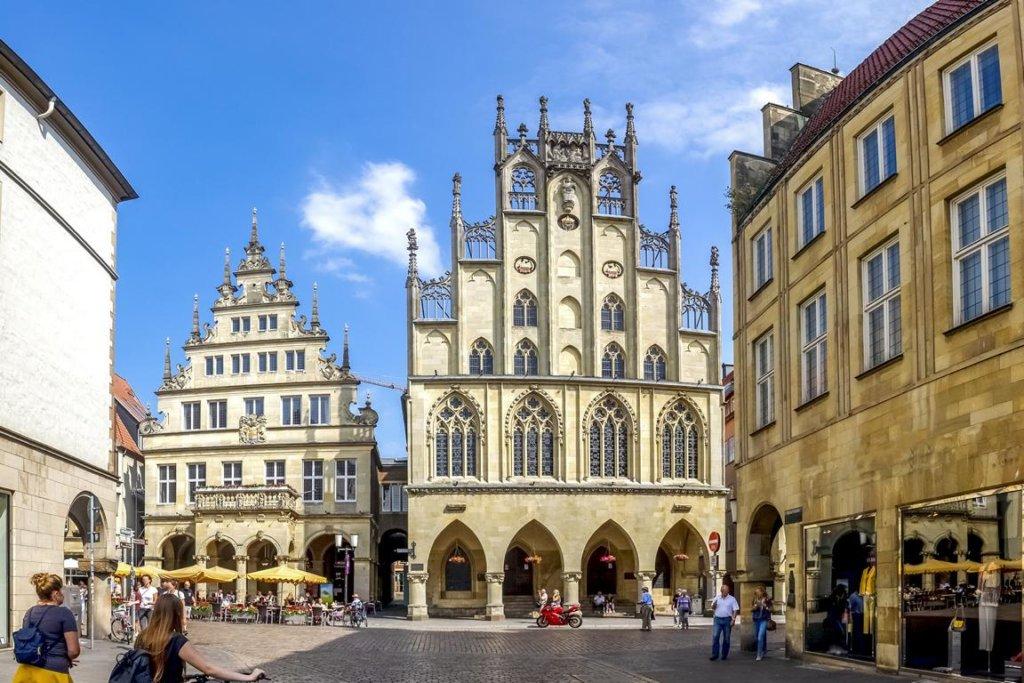 Historisches Rathaus, Münster