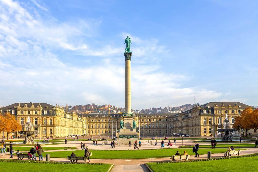 Jubiläumssäule, Stuttgart
