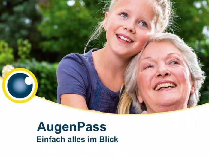 AugenPass von Bayer