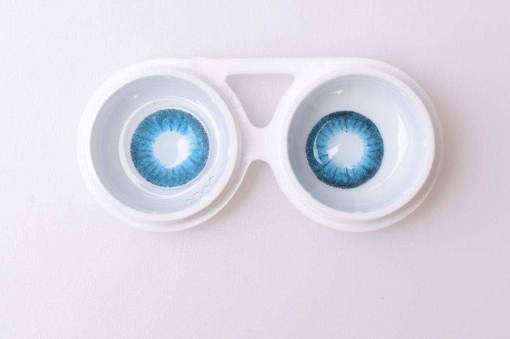 Farbige-Kontaktlinsen