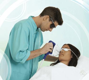 Schaubild E-Eye -Behandlung