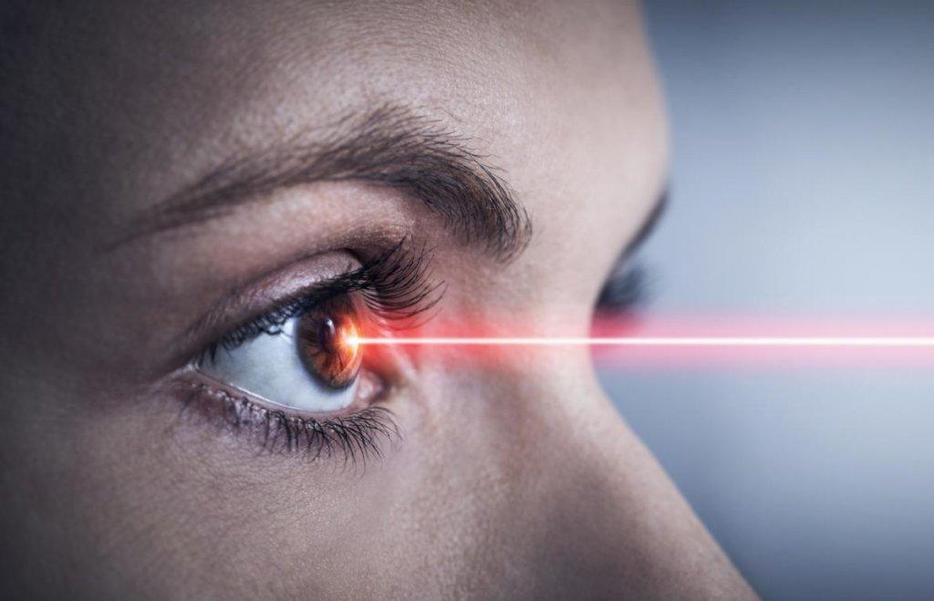 Selektive Laser Trabekuloplastik