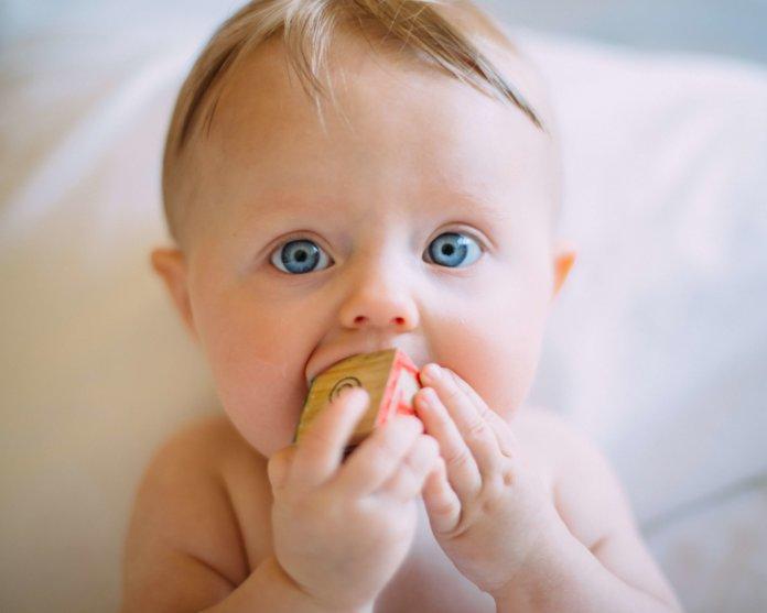 Baby Augenfarbe