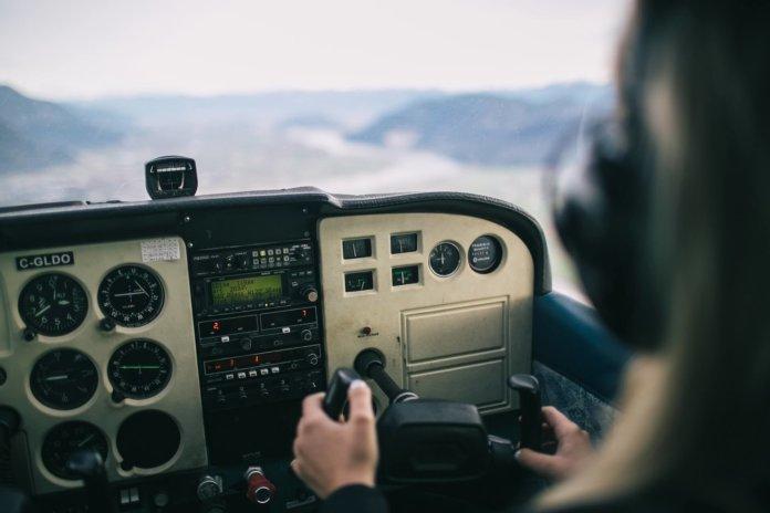 Sehtest Flugschein
