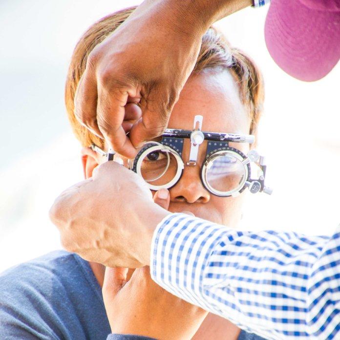 Die Brillenverordnung