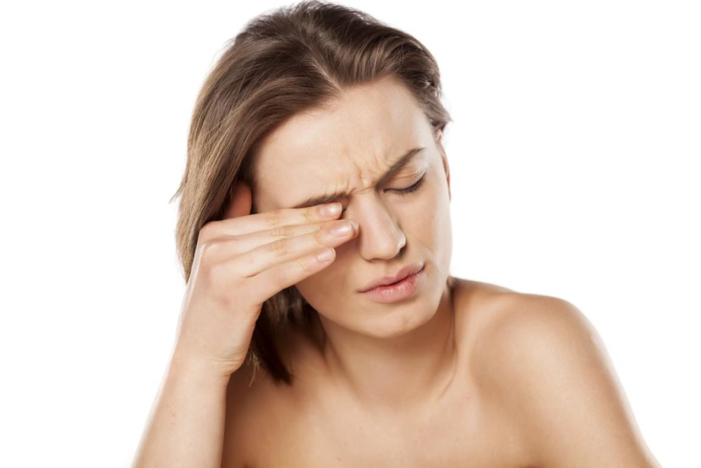 Augemigräne Symptome