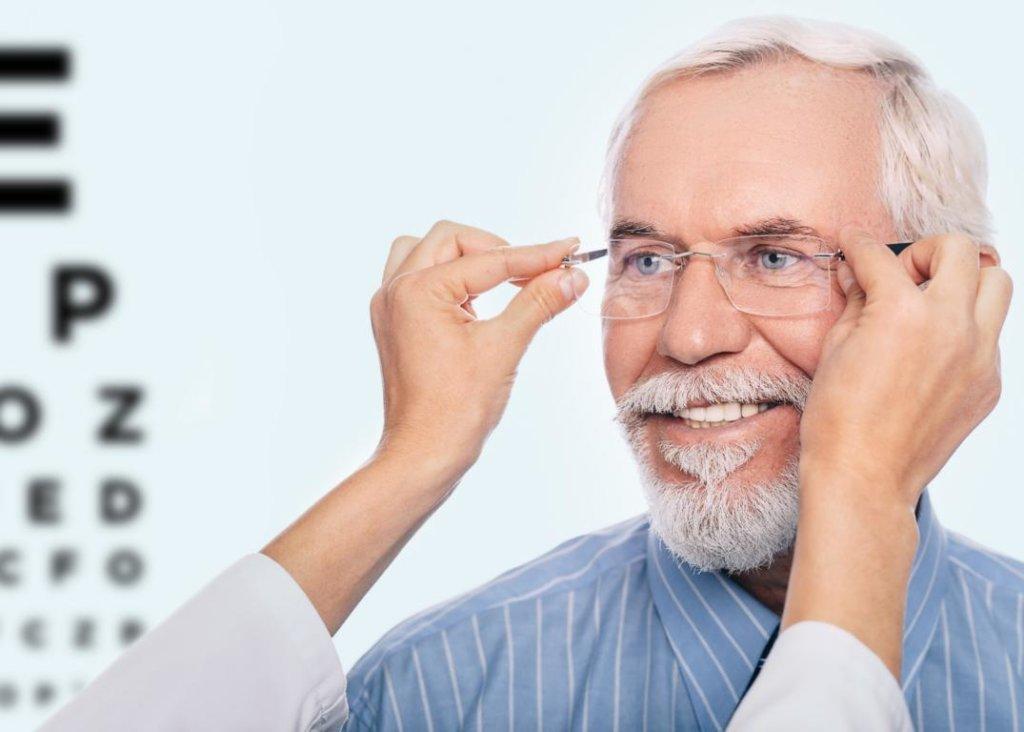 Hornhautverkrümmung Behandlung