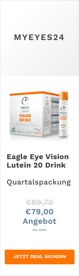 Eagle Eye Vision Lutein 20 Drink (quartal)