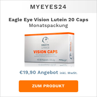 Eagle Eye Vision Lutein 20 Caps
