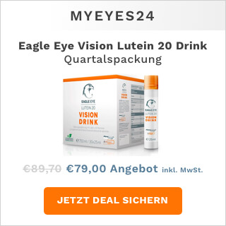 Eagle Eye Vision Lutein 20 Drink
