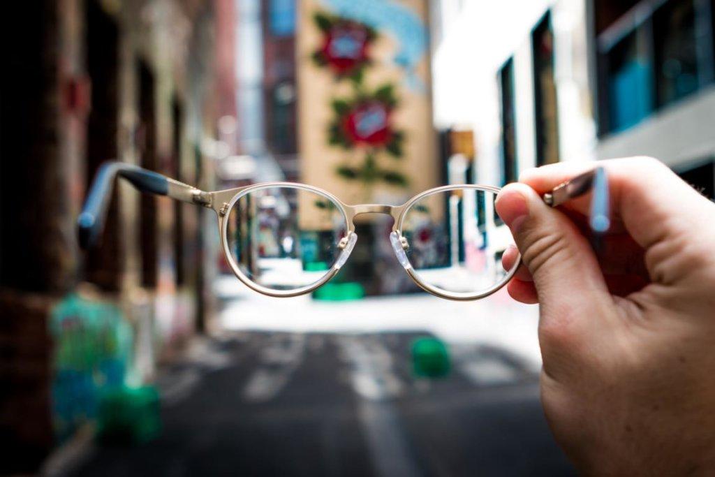 Gleitsichtbrille Vor- und Nachteile