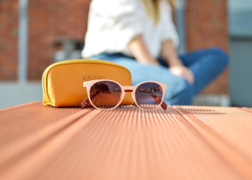 UV-Strahlung Sonnenbrille