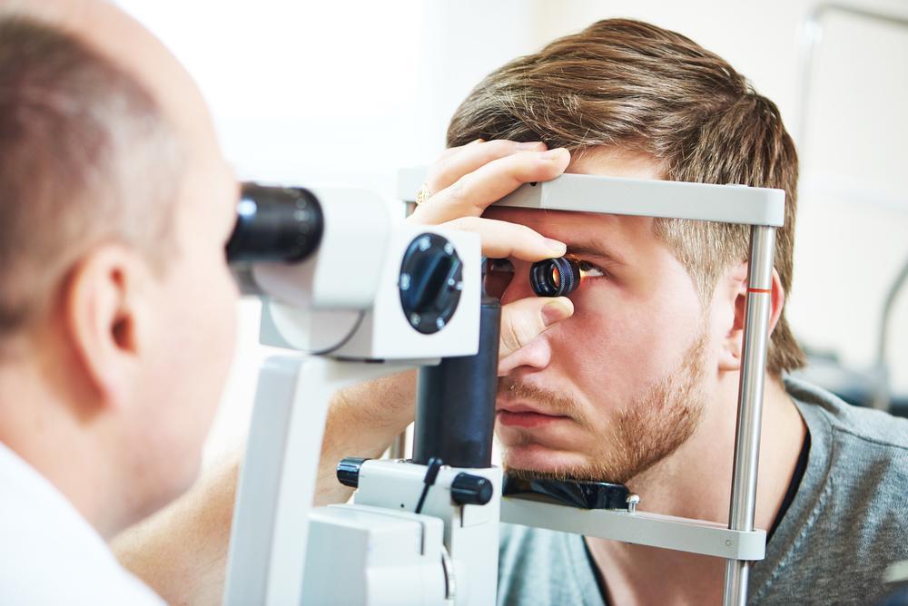 Diagnose Netzhautablösung