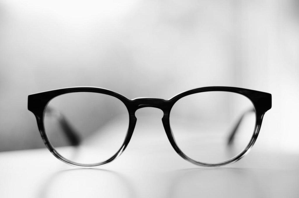 Alterssichtigkeit - Korrektur mit einer Gleitsichtbrille