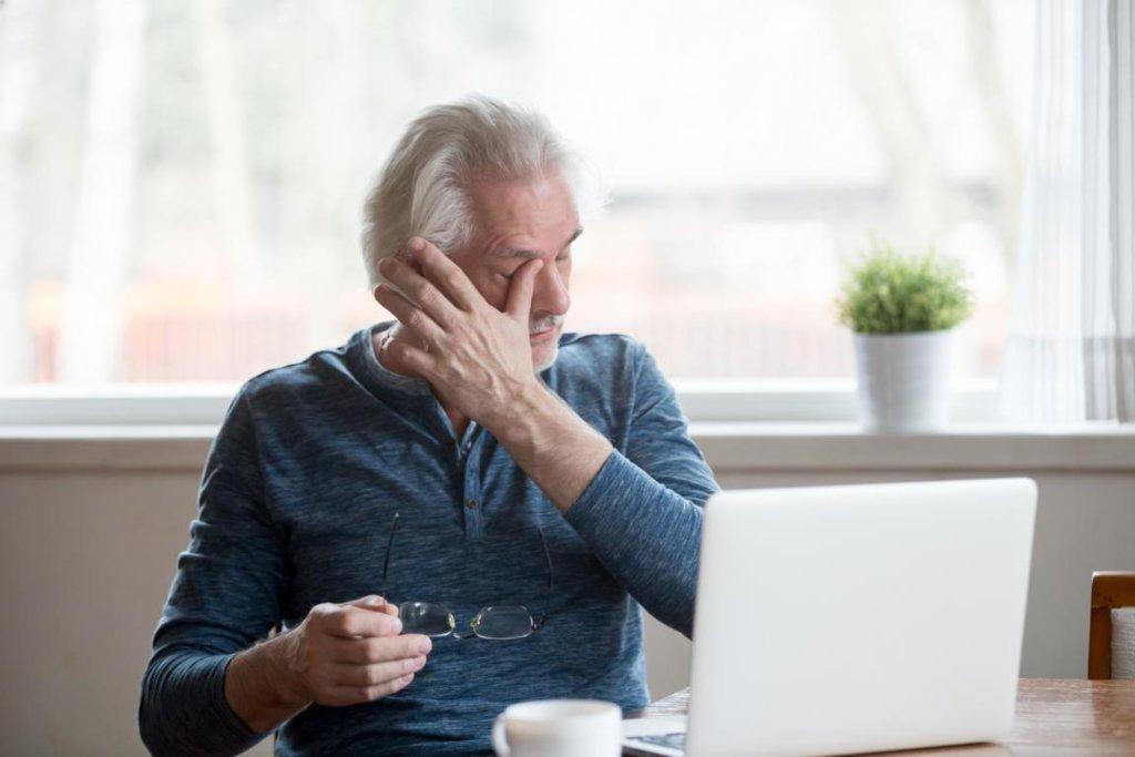 Asthenopische Beschwerden: Symptome