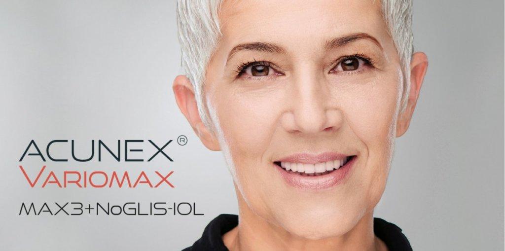 ACUNEX® VARIOMAX MAX3+NoGlis
