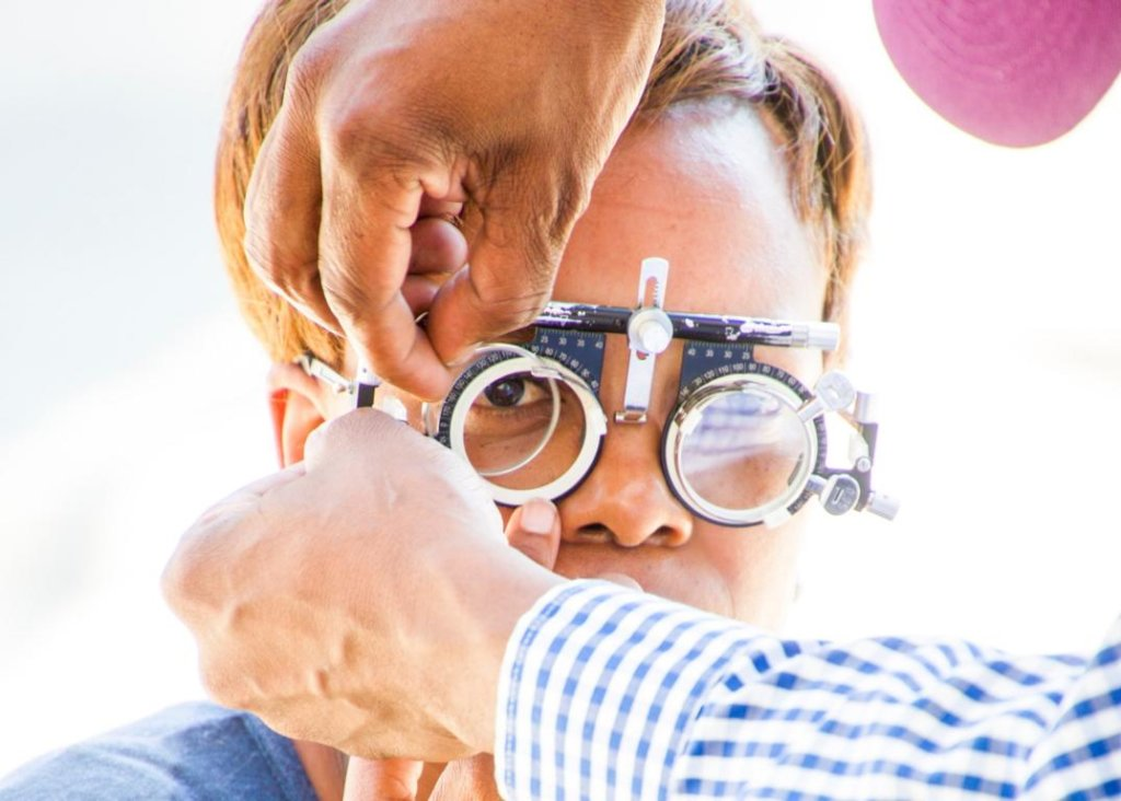 Optometristen