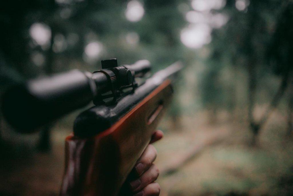 Brille für Jäger: